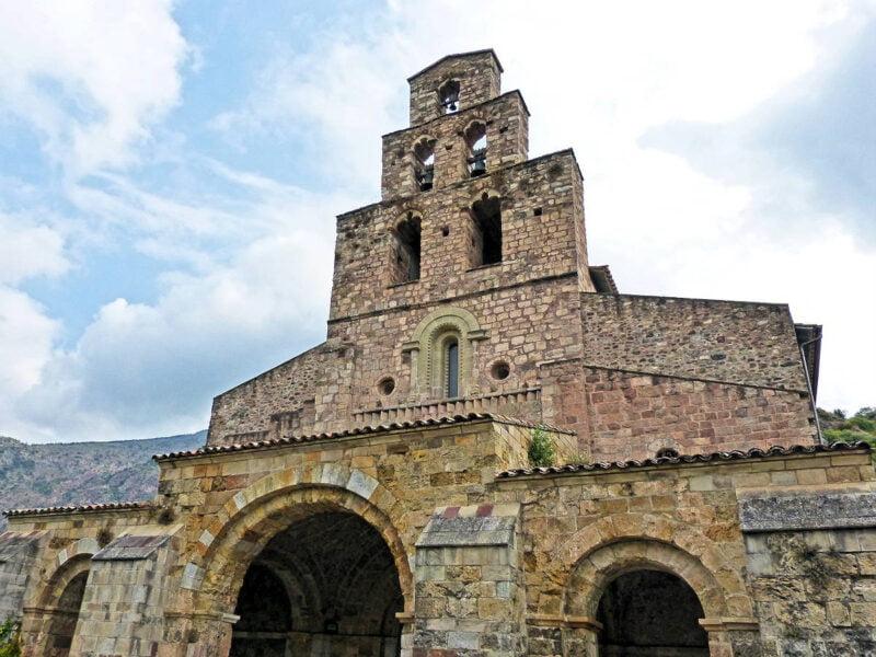 Monasterio de Santa María en Gerri de la Sal