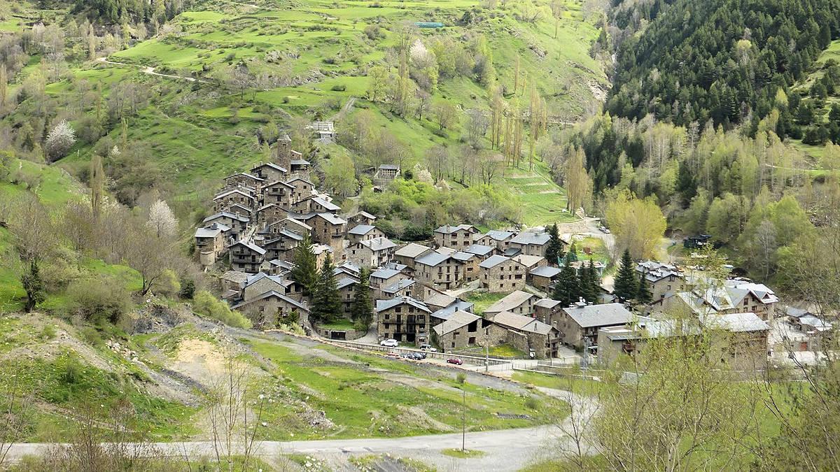 OS DE CIVÍS-Pueblos mas bonitos de Lleida
