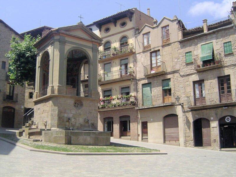 Plaça de Sant Joan de Solsona