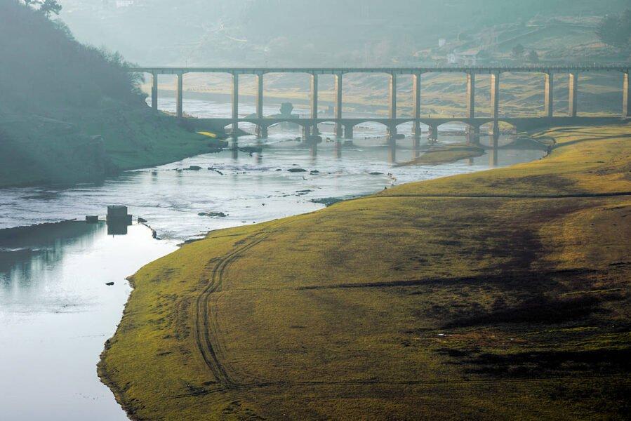 Puentes de Portomarín