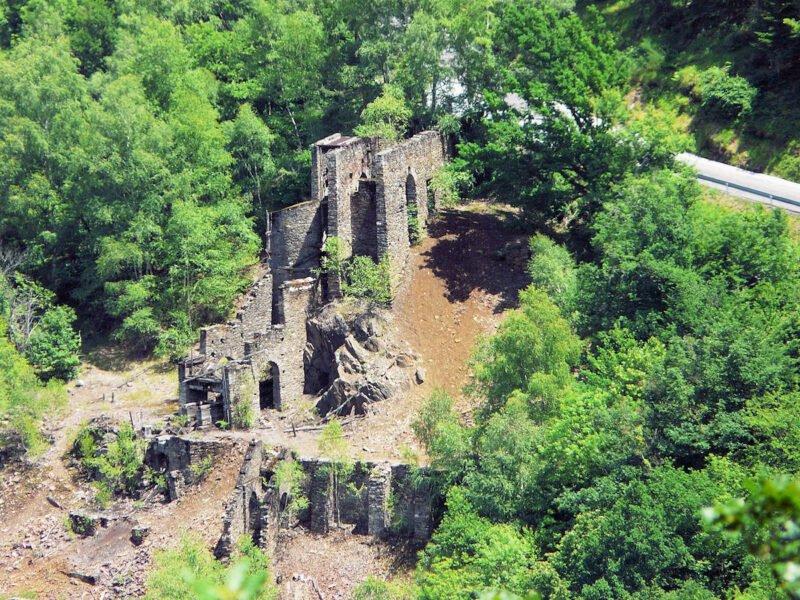 Ruinas Industriales