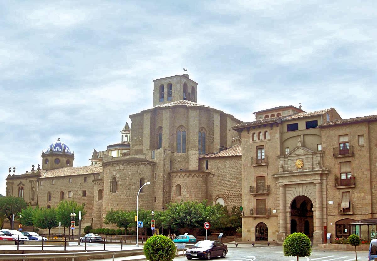 SOLSONA-Pueblos más bonitos de Lleida