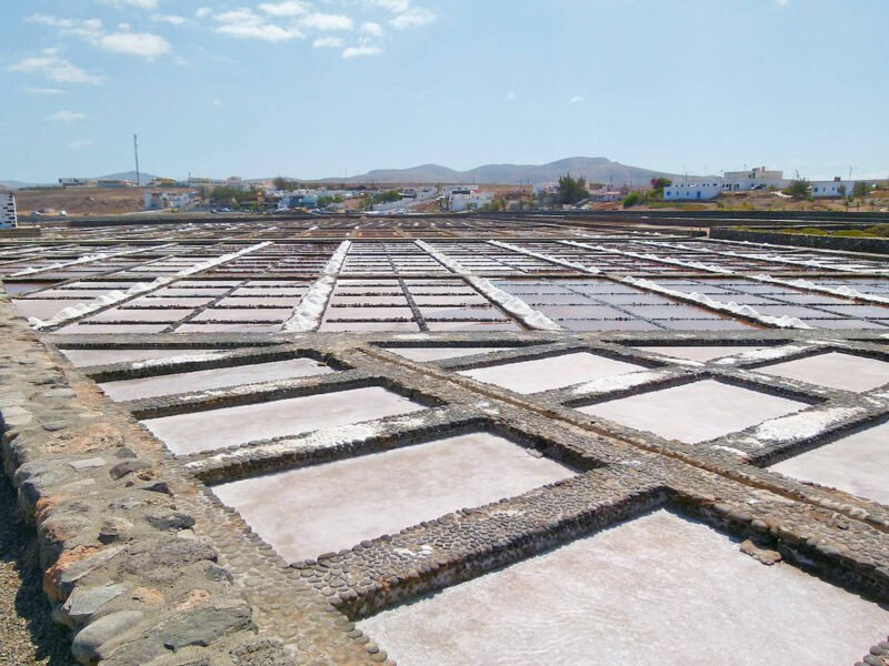 Salinas del Carmen en Fuerteventura