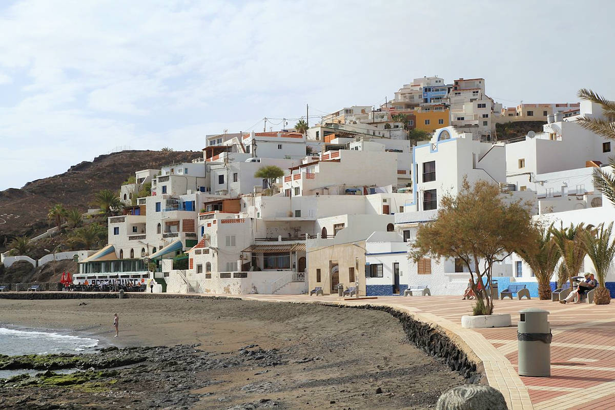 TUINEJE-Pueblos más bonitos de Fuerteventura