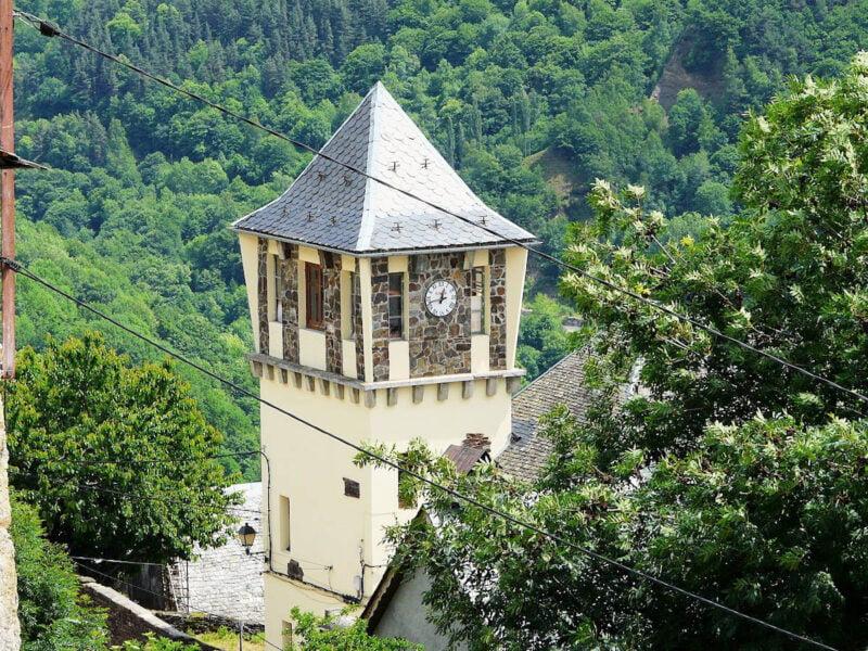Torre Campanario de Canejan