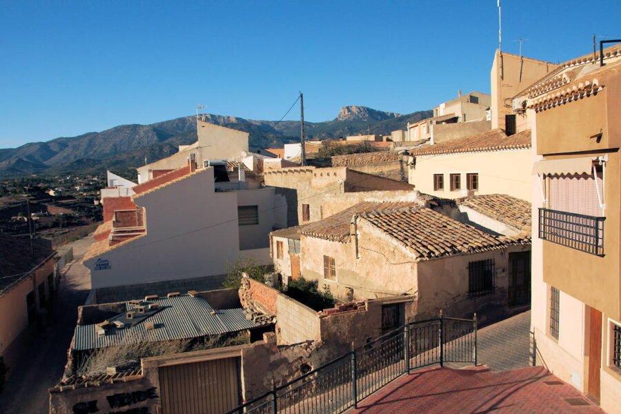 Aledo pueblo de Murcia