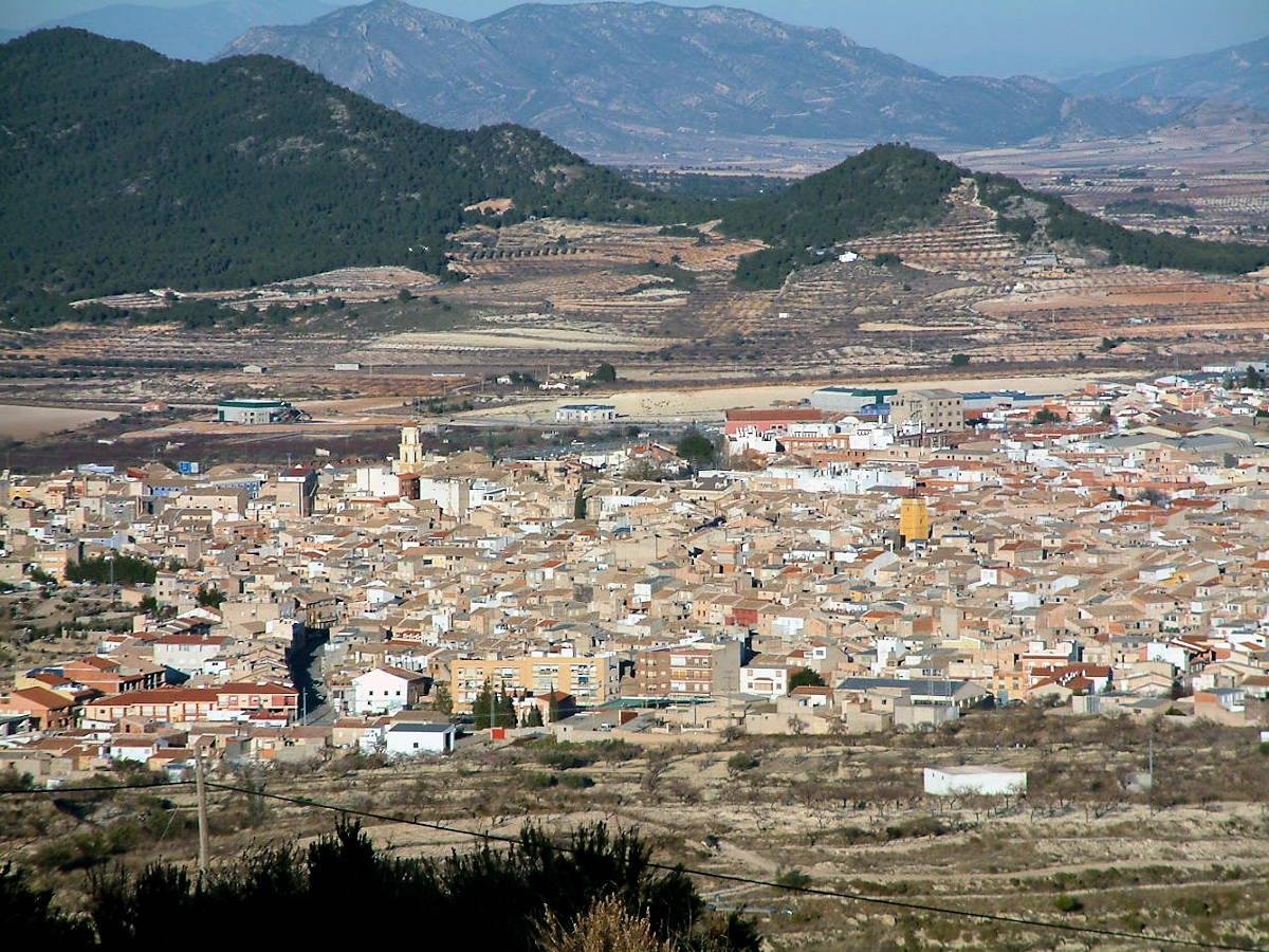 BULLAS-Pueblos más bonitos de Murcia