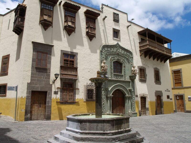 Barrio Vegueta. Las Palmas