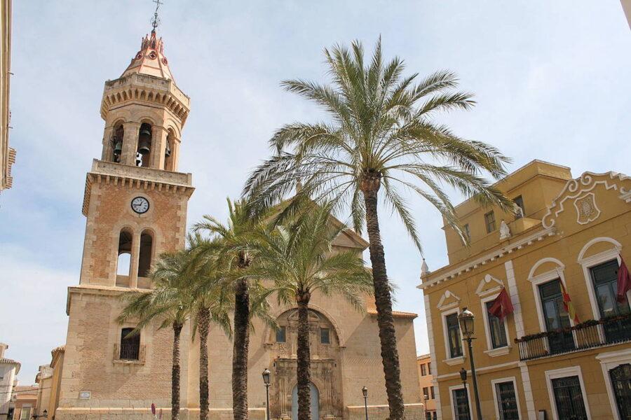 Basílica de la Asunción de Cieza