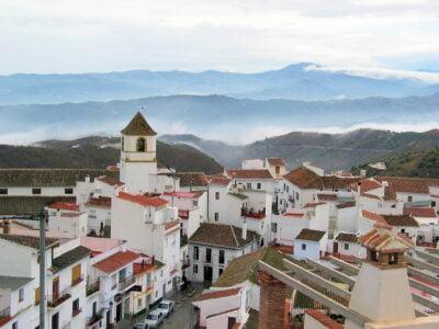 CANILLAS DE ACEITUNO-Pueblos más bonitos de Málaga