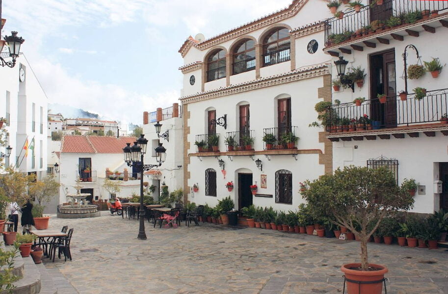 Canillas de Aceituno en Málaga