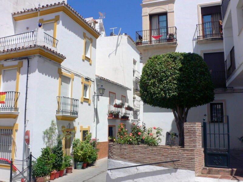 Casas de Ojén