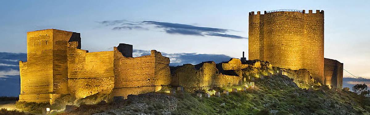 Castillo de Jumilla en Murcia