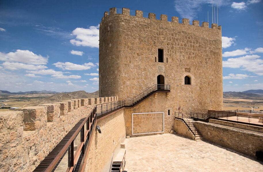 Castillo de Jumillla
