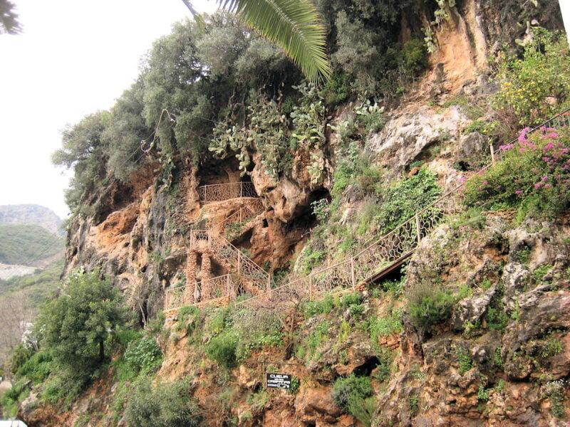 Cuevas de Ojén