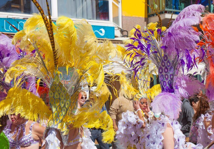 Fiestas en Las Palmas