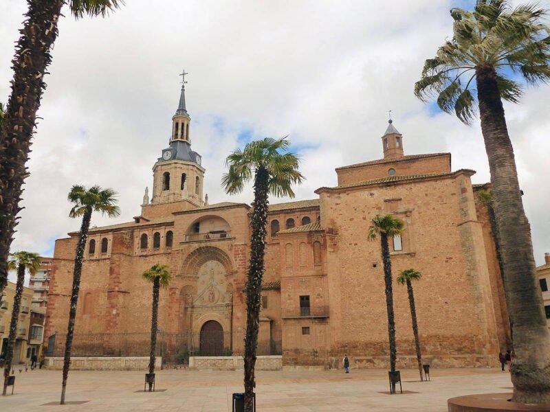 Iglesia de Nuestra Señora de la Asunción en Manzanares el Real