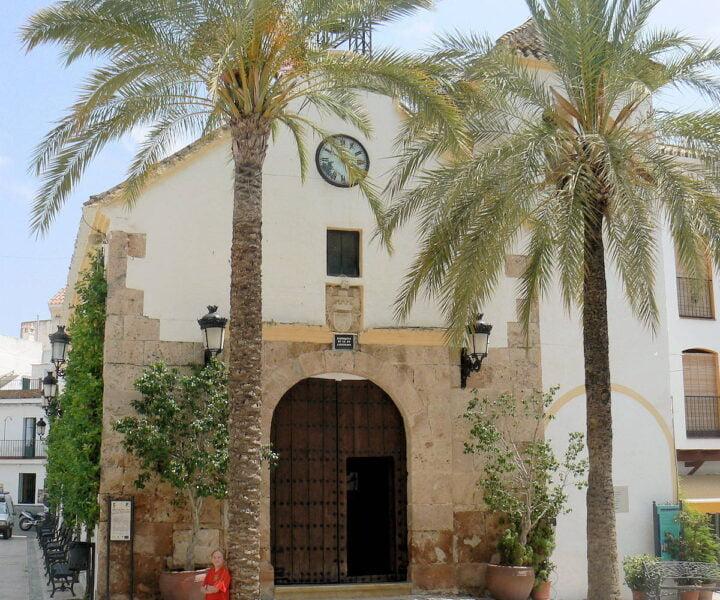 Iglesia de Nuestra Señora de la Encarnación en Ojén