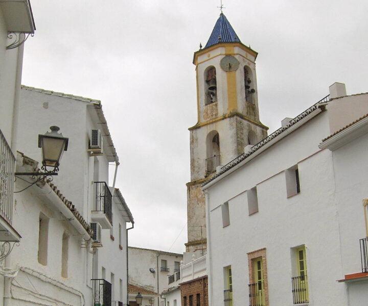 Iglesia de Nuestra Señora de la Encarnación en Yunquera