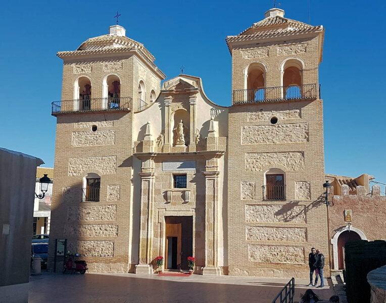 Iglesia de Santa María de Aledo