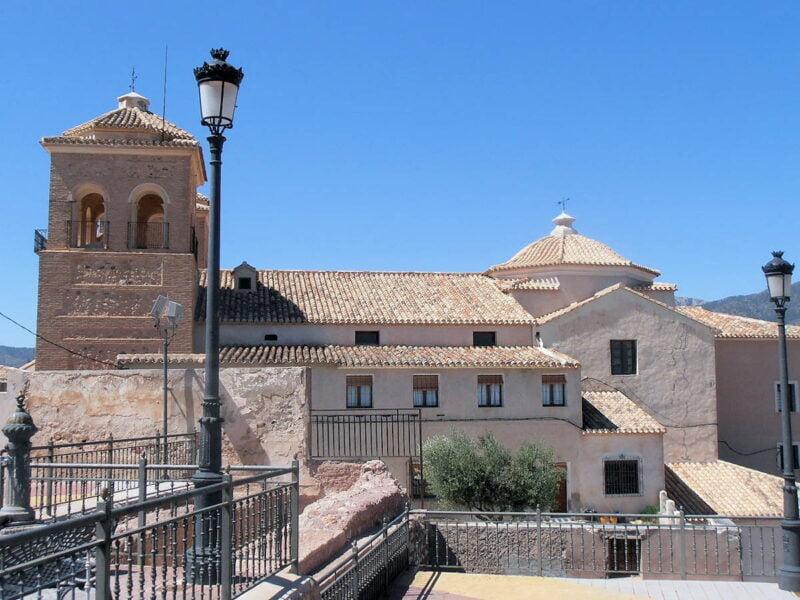 Interior de la Iglesia de Santa María la Real