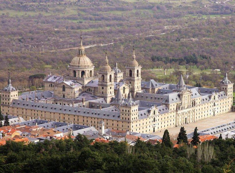 Monasterio de San Lorenzo el Escorial