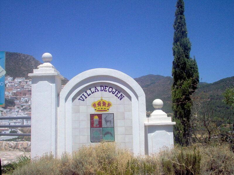 Ojén en Málaga