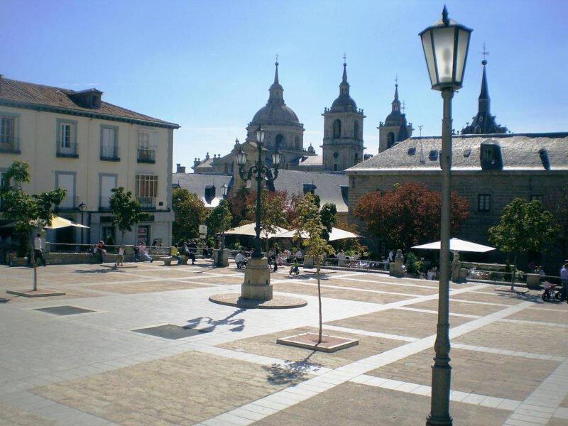 Plaza de San Lorenzo el Escorial