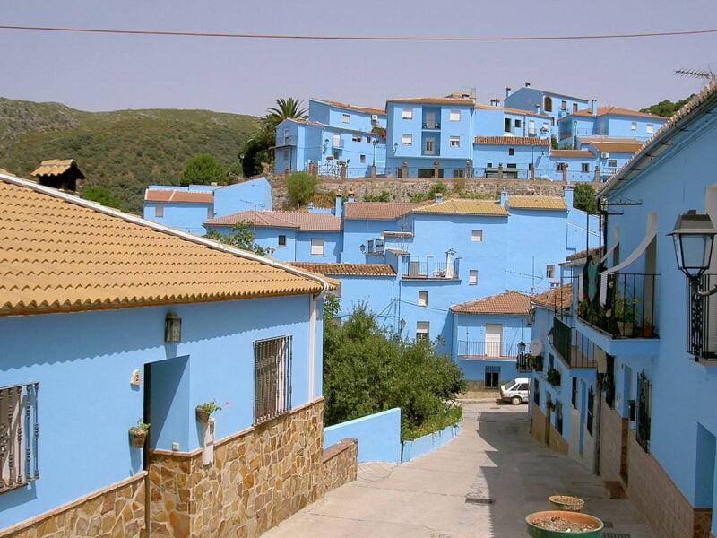 Pueblos de Málaga - Júzcar