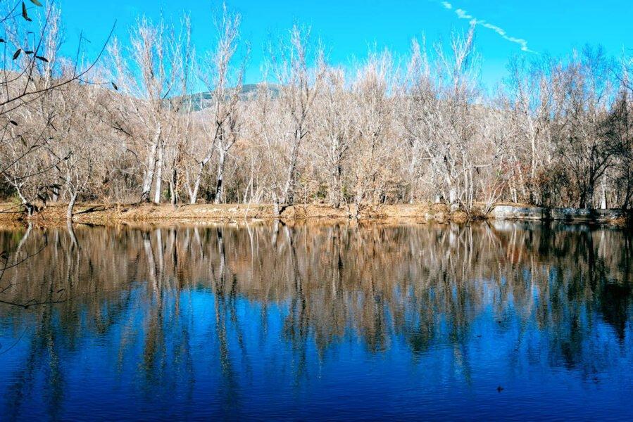 Río Lozoya en Rascafría