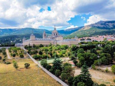 SAN LORENZO DE EL ESCORIAL-Pueblos más bonitos de Madrid