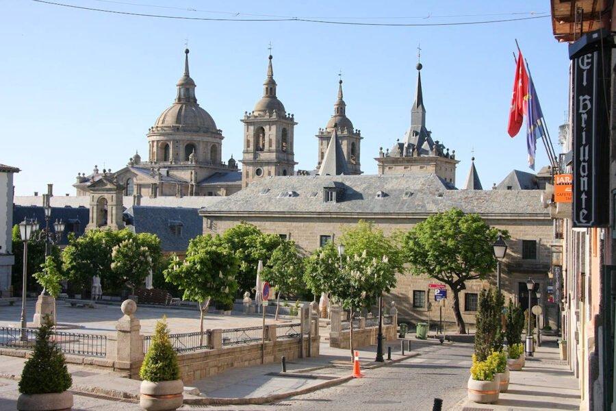 San Lorenzo el Escorial en Madrid