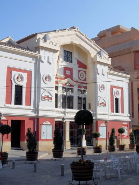 Teatro Vico en Jumilla