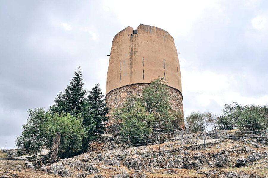 Torre de Yunquera