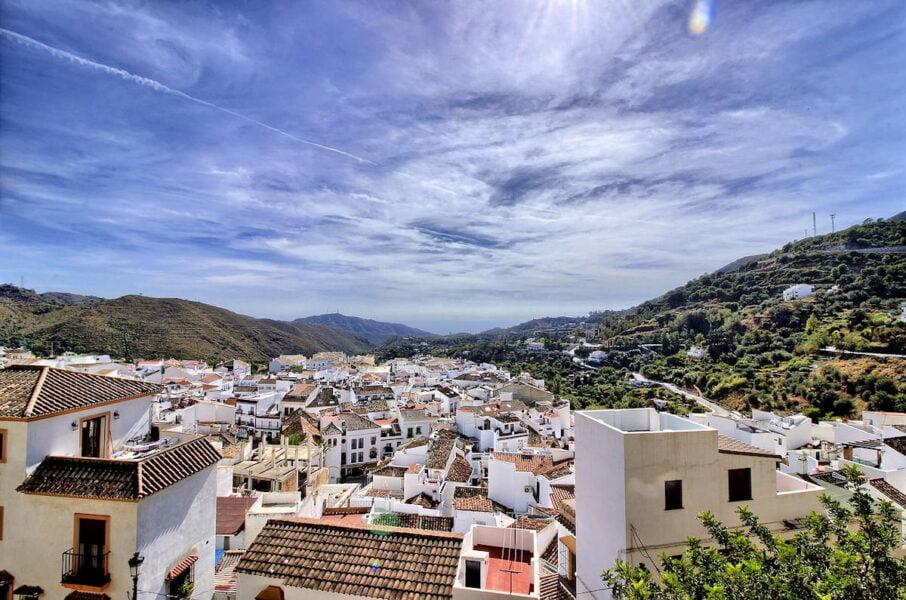 Visita Ojén en Málaga
