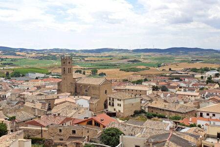 ARTAJONA-Pueblos más bonitos de Navarra