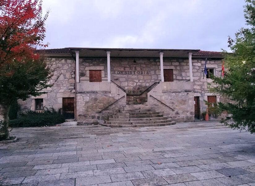 Casa Consistorial de Entrimo
