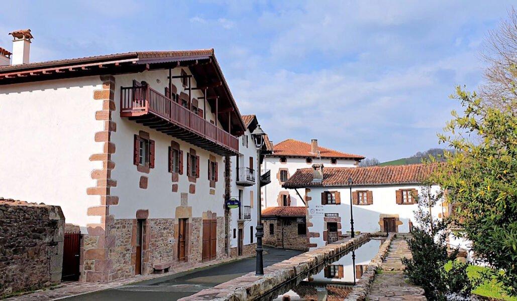 Casas de Zugarramurdi