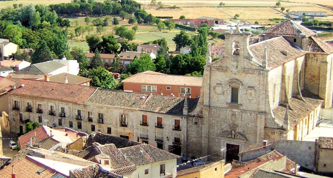 Convento y la Iglesia de San Agustín