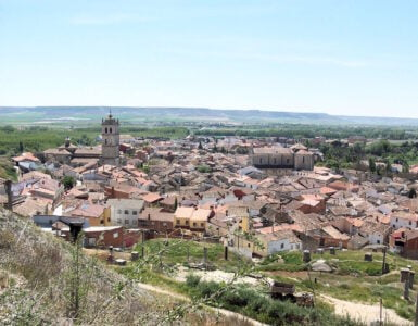 DUEÑAS-Pueblos más bonitos de Palencia