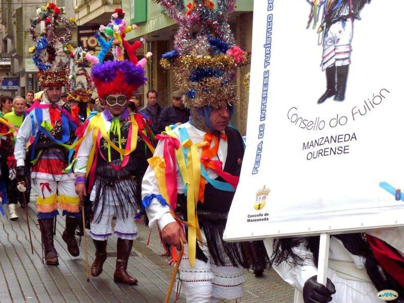 Fiestas de Manzaneda