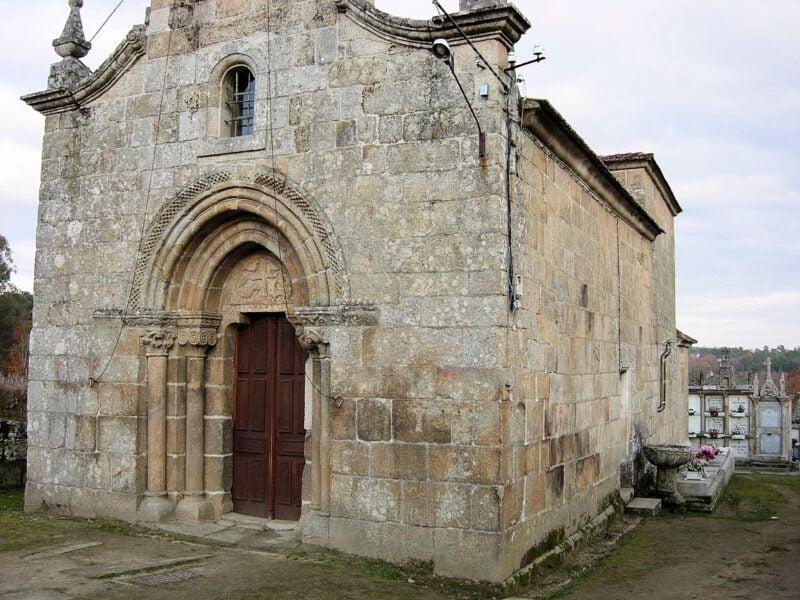 Iglesia de Santa María de Mesego