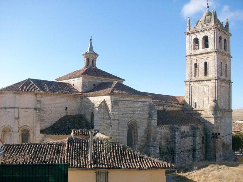 Iglesia de Santa María de la Asunción en Dueñas