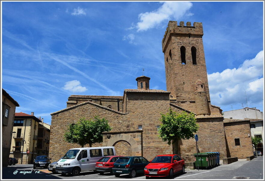 Iglesia de Santiago Apóstol el Mayor