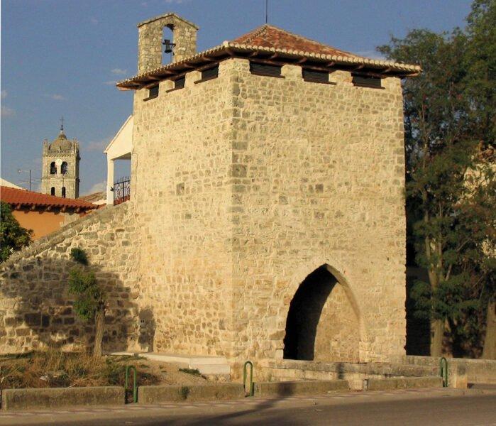 Puerta medieval Ojo de la Virgen