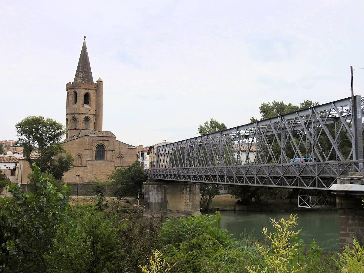SANGÜESA-Pueblos más bonitos de Navarra
