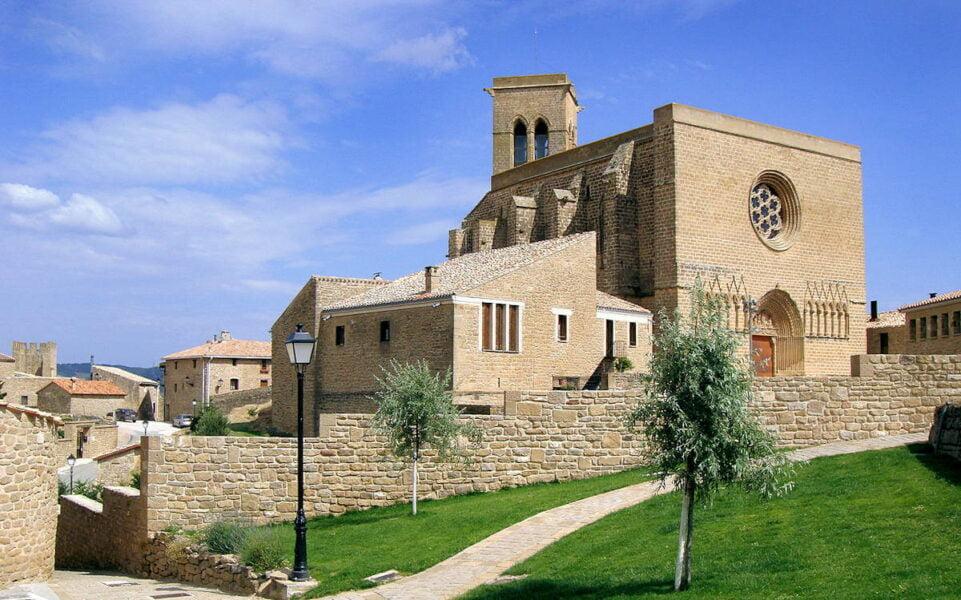 San Saturnino de Artajona