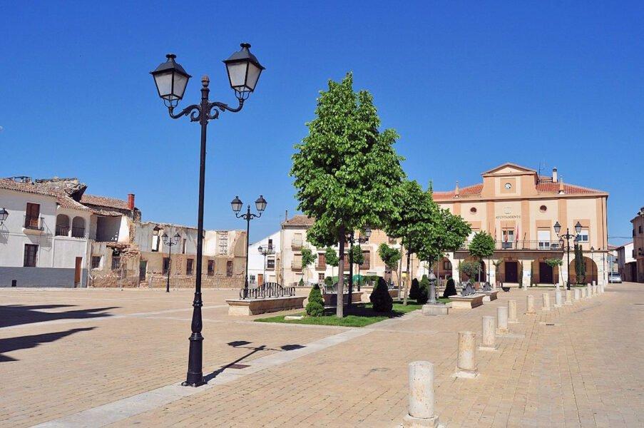 Visita Dueñas en Palencia