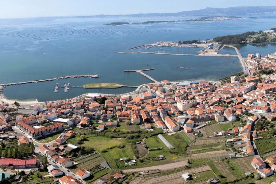 CAMBADOS-Pueblos más bonitos de Pontevedra