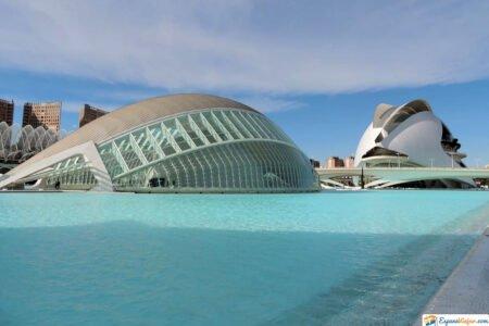 Mapa Turístico de Valencia